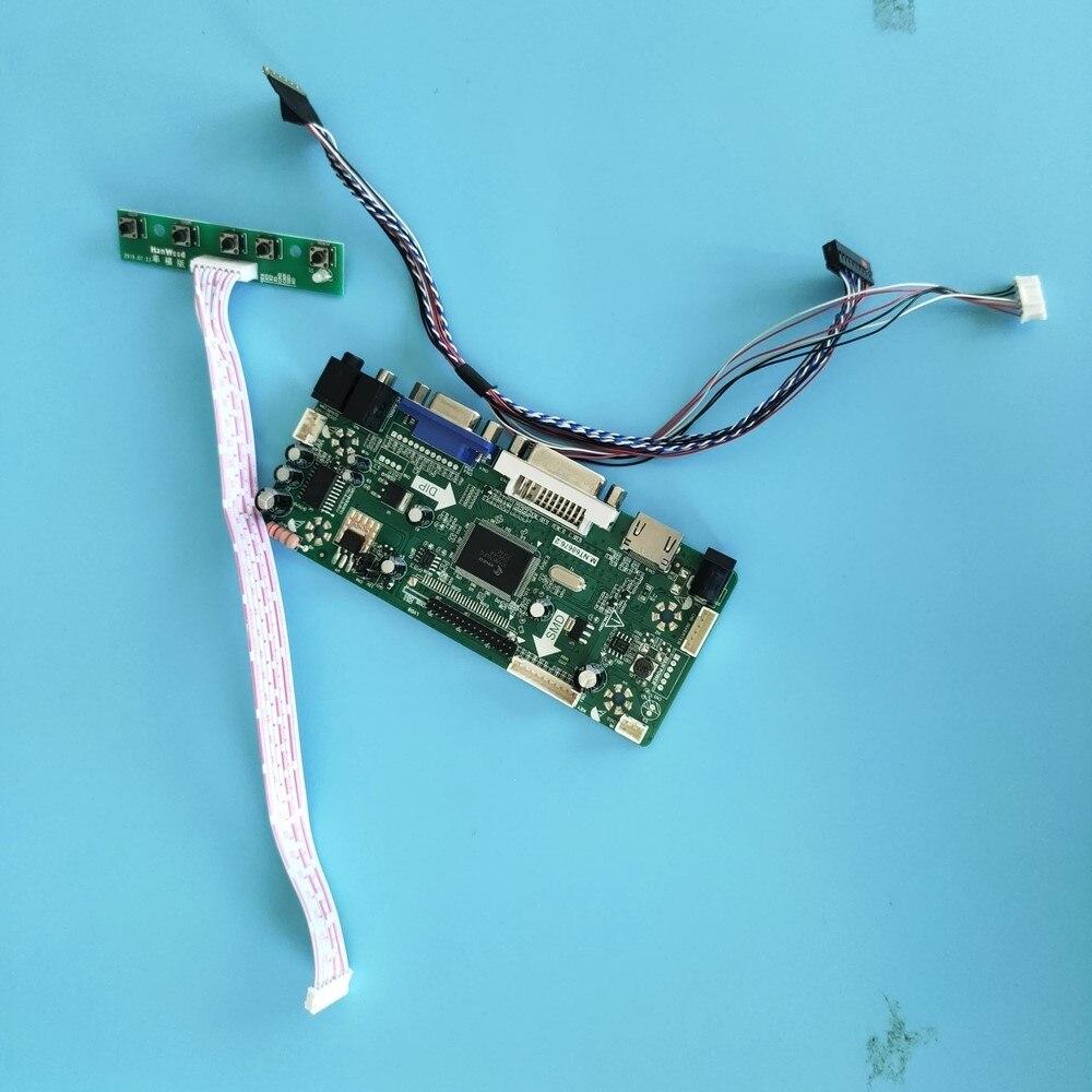 لوحة عرض LCD LED ، 1366 بوصة ، لـ B133XW01 V7/B133XW01 V4 CELL ، NT68676 ، 768x13.3 ، HDMI ، DVI ، VGA