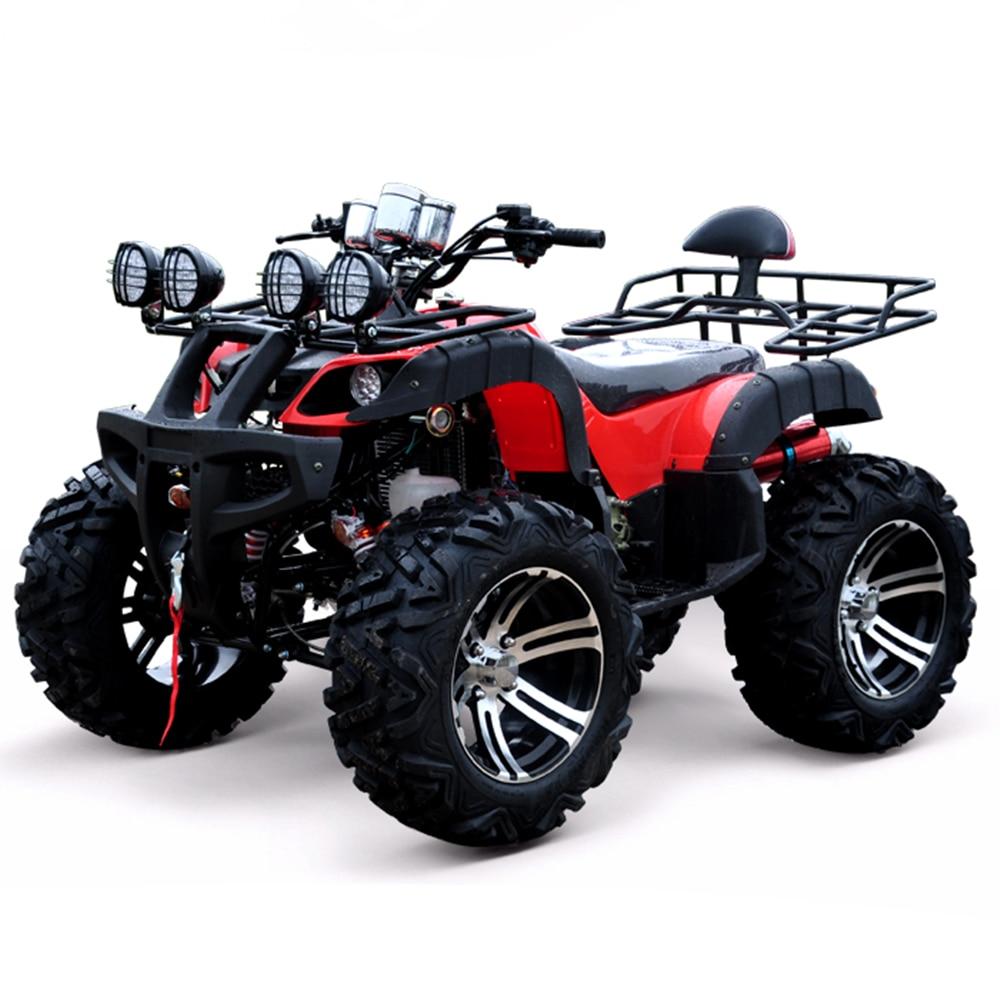جميع التضاريس مركبة 250CC ATV أربع عجلات دراجة نارية دراجة هوائية جبلية لنقل المحور