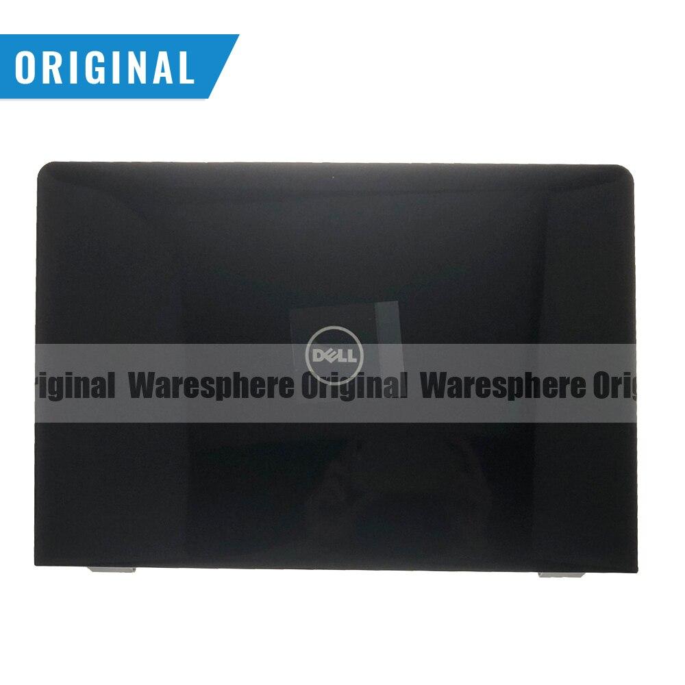 Nueva carcasa trasera Original LCD para Dell Inspiron 17 5758 5759 5755 7FJ0C 07FJ0C negro 2NYT9 02NYT9 azul