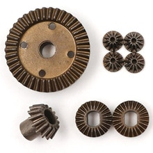 for A949 A959- Upgrade Metal Differential Gear for Wltoys 1/18 A949 A959 A969 A979 K929 A959-B A969-