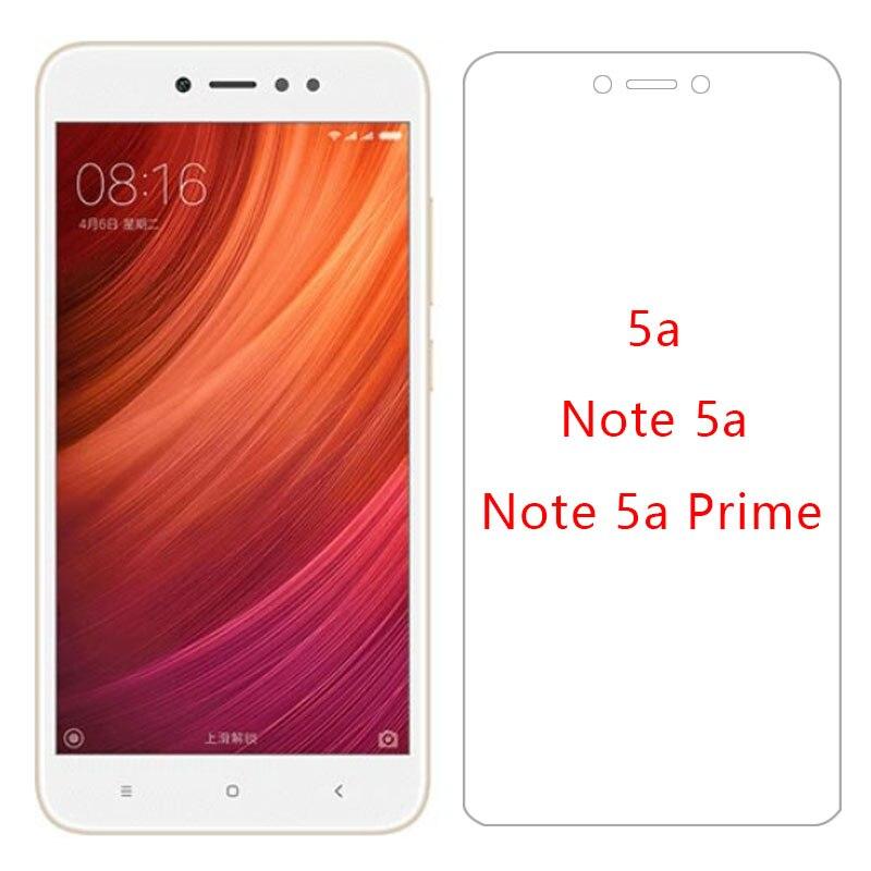 Beschermende Glas Op Redmi Note 5a Prime Screen Protector Gehard Glas Voor Xiaomi Ksiomi Readmi 5 Een A5 Niet Note5a Xiomi redmi5a