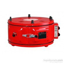 İtimat Round Oven Lux Normal Size Thermostat Glazed Lamp