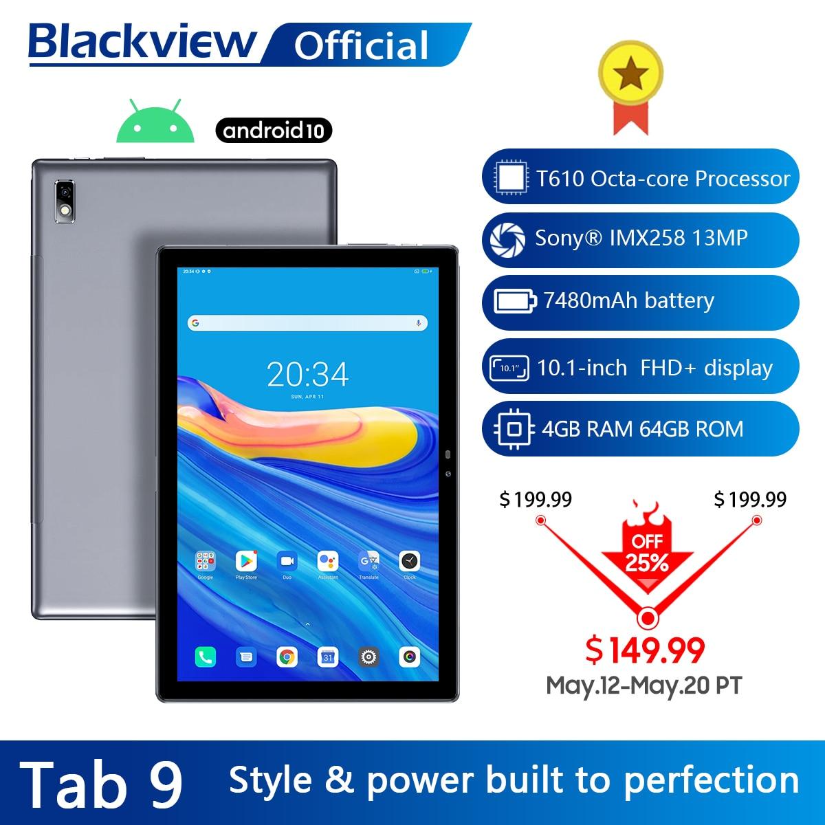 Blackview Tab 9 10.1\
