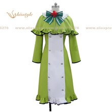 "Kisstyle Fashion Tantei Opera Milky Holmes Hercule ""Elly"" Burton Uniform COS Clothing Cosplay Costume,Customized Accepted"