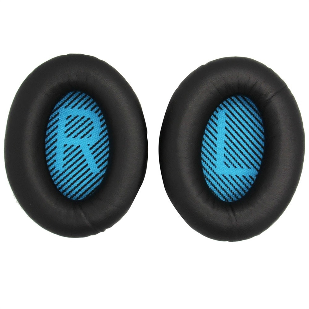 1 Pair/2pcs Replacement Headphones Ear Pads Quiet Comfort Cushions For Bose Q35 QC2 QC15 QC25 Sound True Headphones 930#2