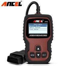 ANCEL-Scanner JP700 OBD2   Pour Toyota Nissan Honda Subaru Mazda, diagnostic de voiture, plusieurs langues, automobile OBD Scanner, mise à jour gratuite