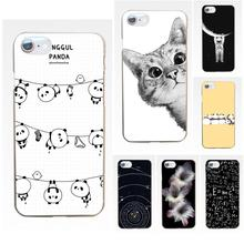 Moon Sun Flower Math Cute Cats Pandas Animal For Xiaomi Redmi mi10 lite Pro Note 9 PRO Max 9s Mi9 K30 K20 Pro 5G