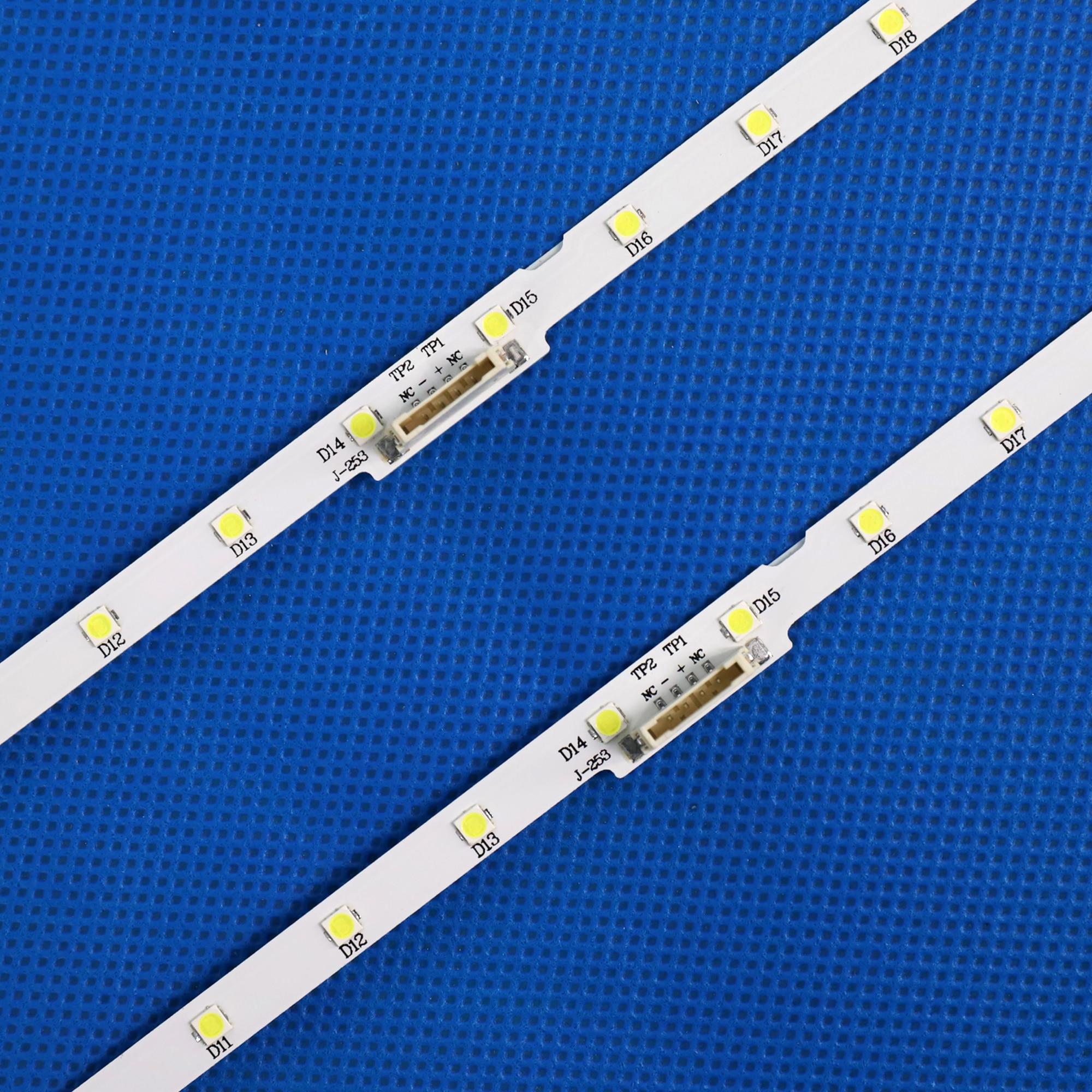 120 PCS/lot LED backlight strip for Samsung UN43NU7100 UE43NU7100 UE43NU7100U AOT_43_NU7100F UE43NU7120U UE43NU7170U BN96-45954A