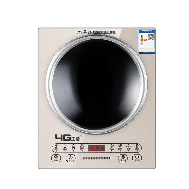 3500W220V جزءا لا يتجزأ من طباخ التعريفي جزءا لا يتجزأ من طباخ التعريفي مقعر خطوة 24 ساعة الموقت