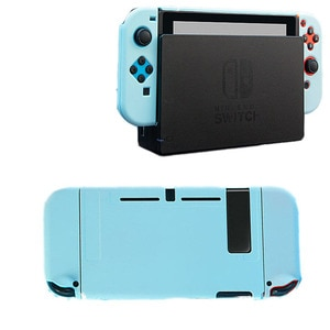 Pink Blue Color Protective Case For Nintendo Switch Case Bag For Nintend Switch NintendoSwitch NS Shell Cover Console Ultra Slim