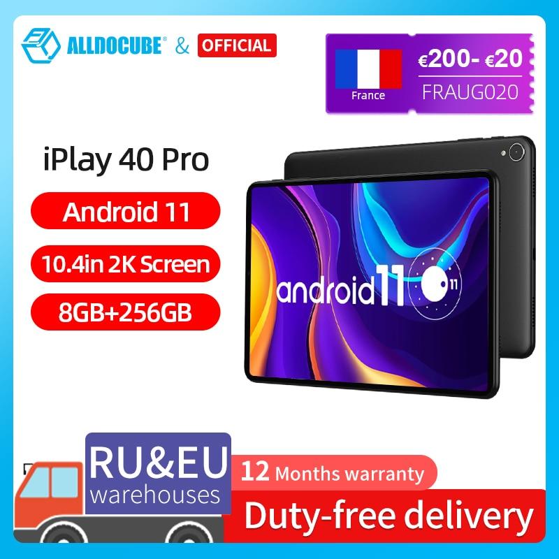 Глобальная-премьера-планшета-alldocube-iplay-40-pro-104-дюймовый-2k-ips-android-11-8gb-ram-256gb-rom-8-ядерный-чип-t618-4g-lte