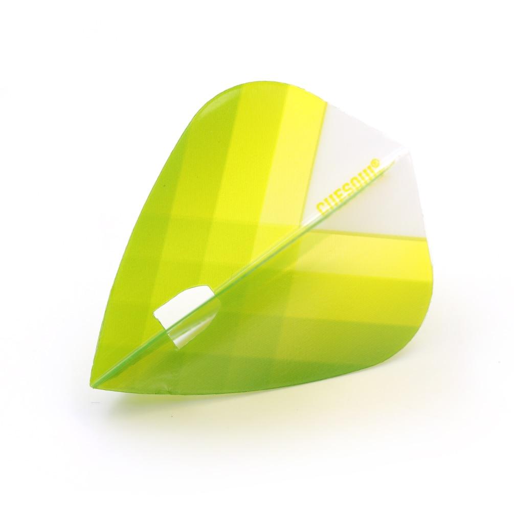 Зеленый дротика для AK6 стержень Дротика-Стандартный/кайт/в форме слезы