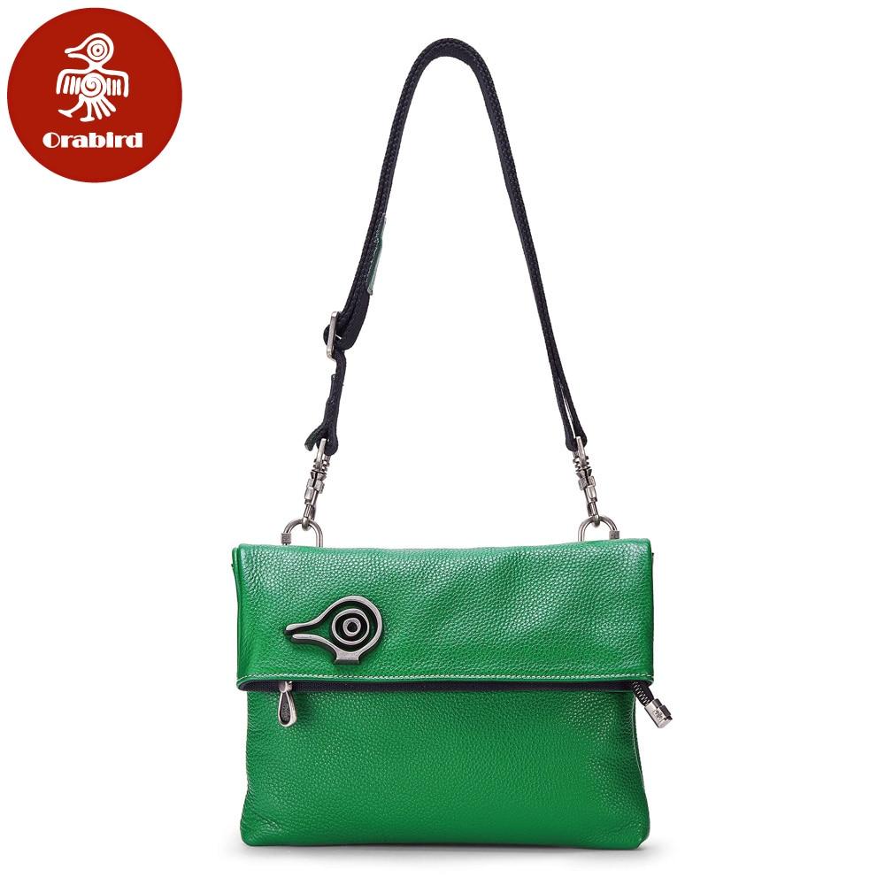 Orabbird-حقيبة كتف نسائية من الجلد الناعم ، حقيبة يد نسائية ، حقيبة كتف غير رسمية ، حقيبة يد مسائية