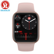 Smart Watch Series 6 Clock Sync Notifier Support Connectivity Apple Watch iphone Android Watch Phone