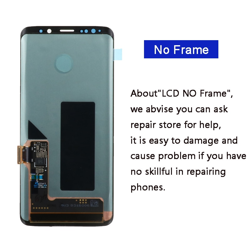 Original  AMOLED For Samsung Galaxy S9 G960  S9Plus G965 LCD Touch Screen Display Digitizer For Samsung Galaxy G960F G965F LCD enlarge
