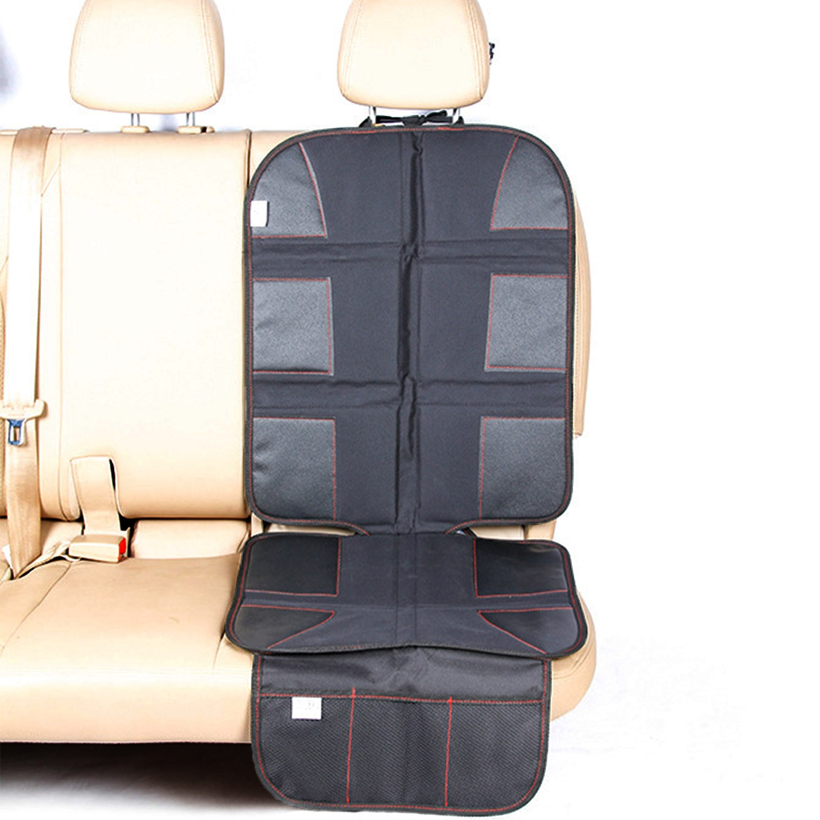 Протектор автомобильного сиденья, утолщенный Противоскользящий износостойкий защитный коврик для автомобильного сиденья, водонепроницае...