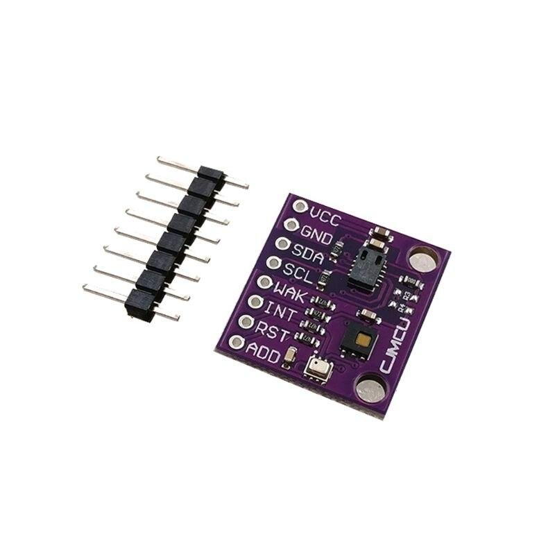 CCS811, módulo de sensor triple de temperatura y humedad, dióxido de carbono, 37MD