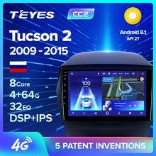 TEYES CC2 Für Hyundai Tucson 2 LM IX35 2009-2015 Auto Radio Multimedia Video Player Navigation GPS Android Zubehör limousine