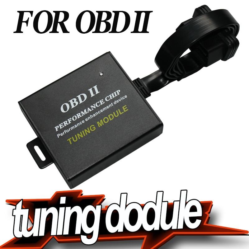 Para Dodge RAM, todos los chips de motor de rendimiento OBDII, módulo de afinación, aumento de caballos de potencia y torsión y mejor eficiencia de combustible