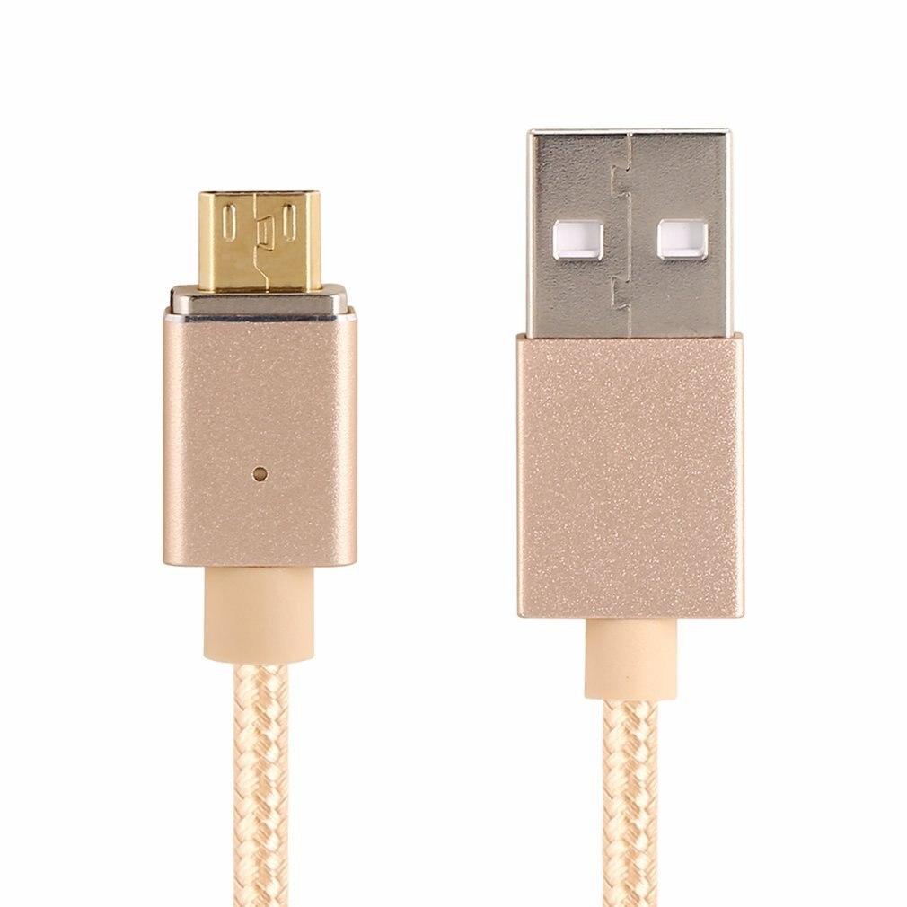 Micro USB Cabo de Carga de Dados Cabo De Carregamento Magnético Adaptador de Carregador Rápido para Android Molibe Telefone Fio Cabo de Dados Magnético