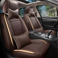 front back full coverage car seat cover for audi a5 sportback cabriolet convertible descapotable a1 a2 a3 a4 a6 a8 accessories