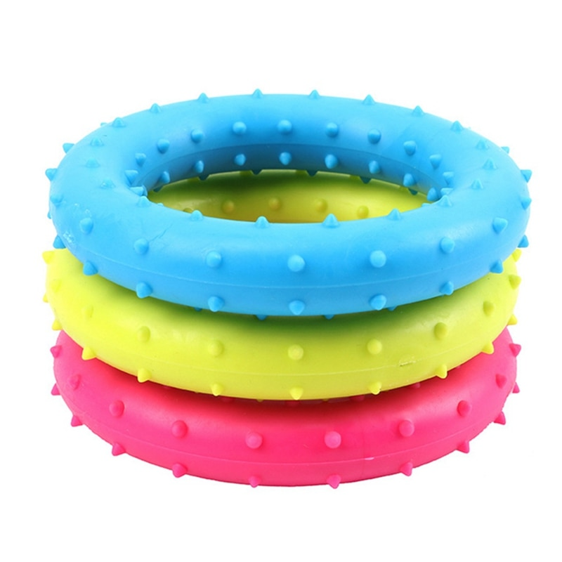 Pet Discs Dog Training Ring Puller Resistant Bite Floating Toy Puppy Outdoor Interactive Game Playing Product Supply Doggie 2021  - buy with discount