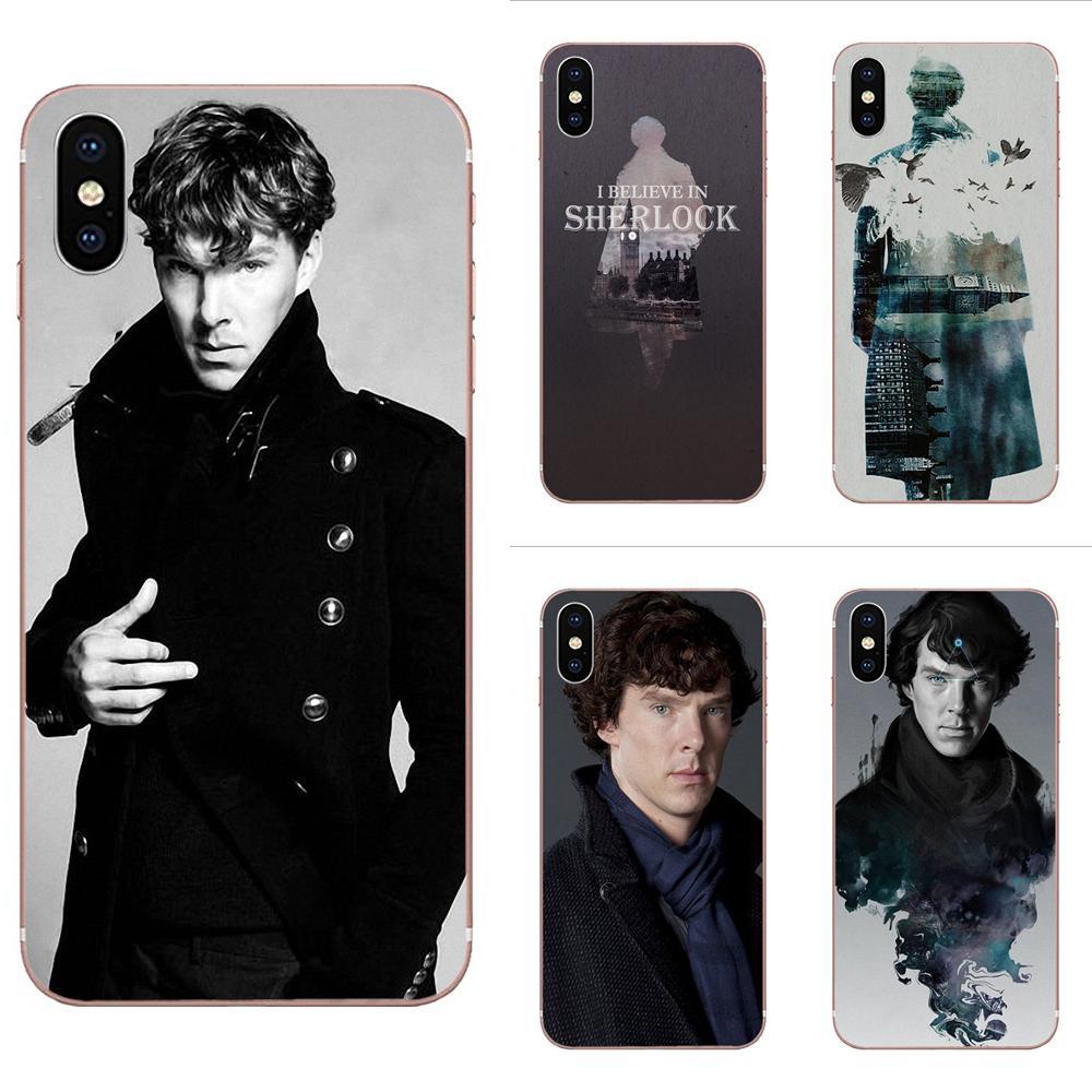 Nuevo Galaxy A01 A51 Galaxy A71 Galaxy S20 Galaxy S20 más S11 S11E S10 Plus Sherlock Holmes Benedict Cumberbatch