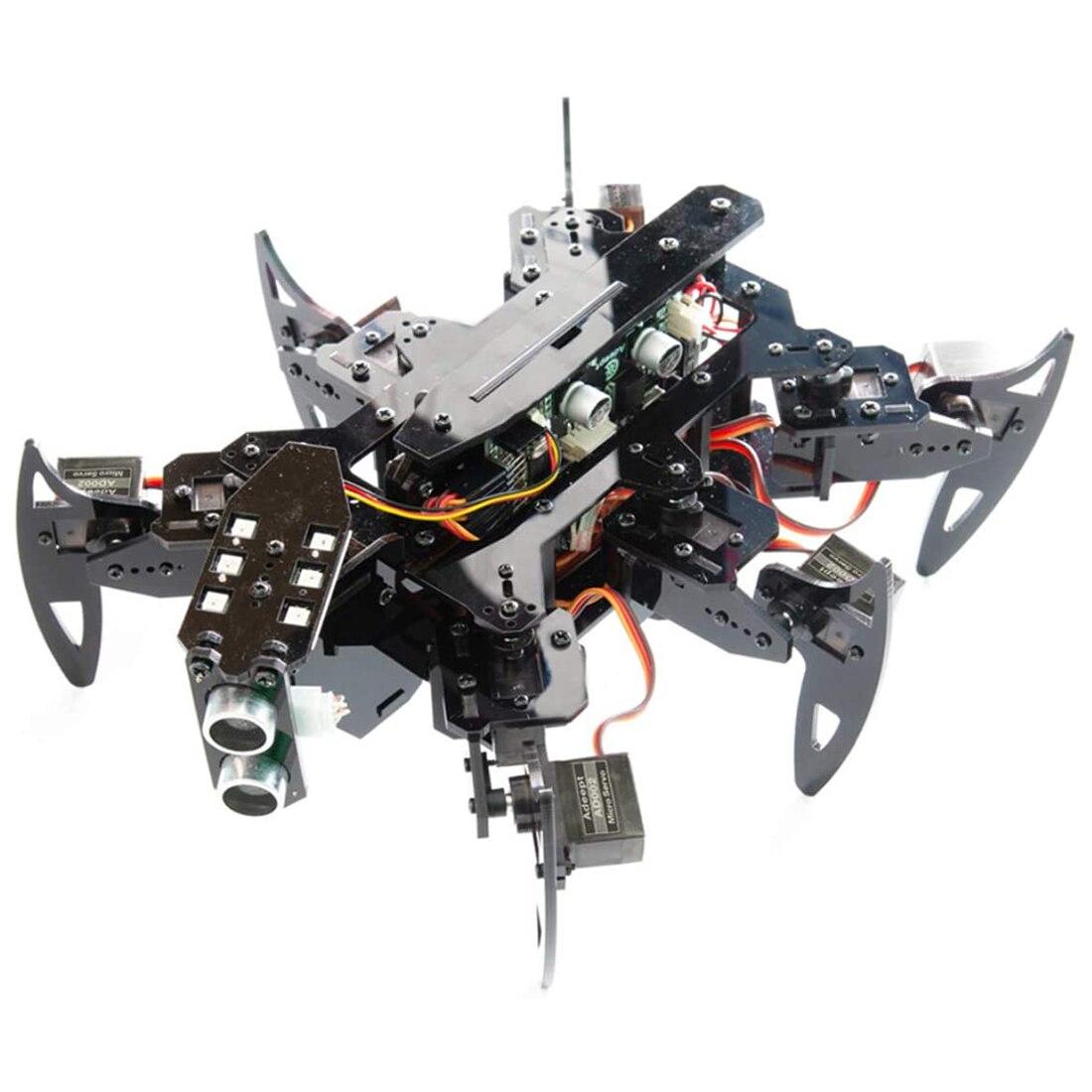 طقم روبوت العنكبوت Hexapod ، أداة إلكترونية للروبوتية ، Arduino ، توصيل مباشر