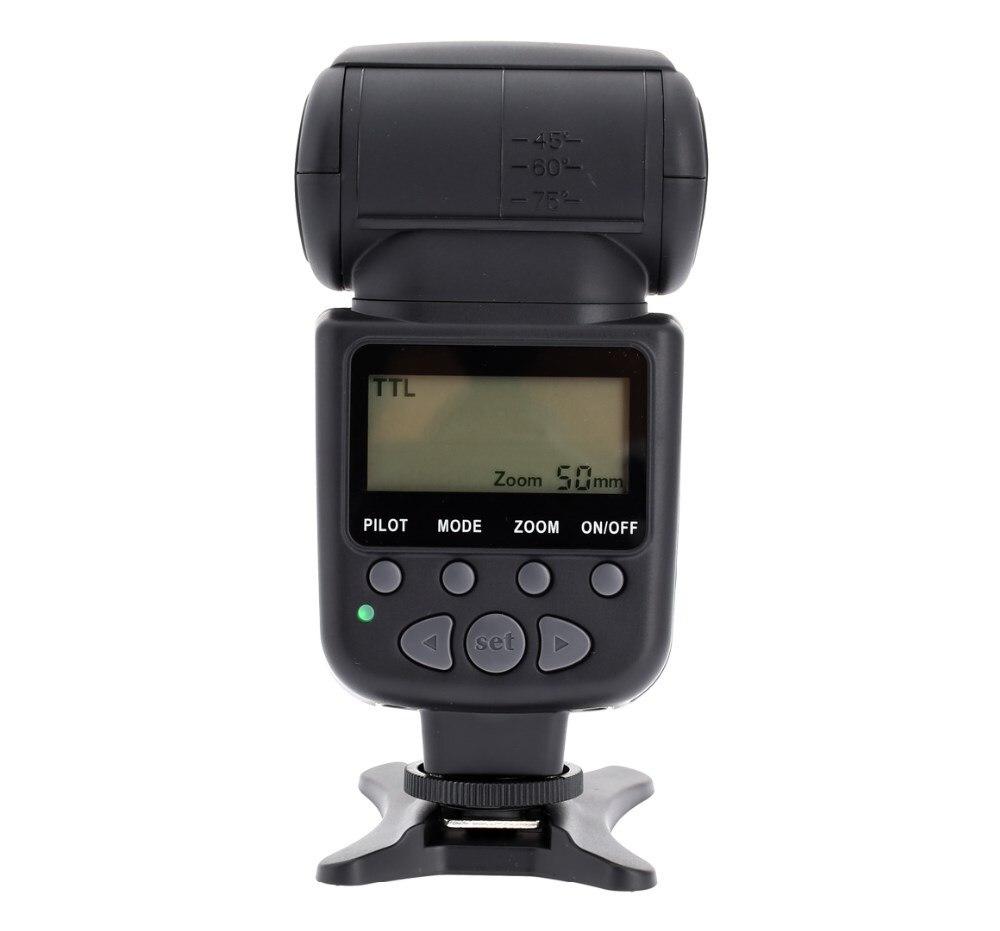 Meike MK-950II-N TTL Flash Speedlite Flash Da Câmera para Nikon D7100 D7000 D5200 D5100 D5000 D3100 D3200 D600 D90 D80 D60