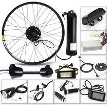 """CASDONA Elektrische fiets 36V 350W kit voor 26 """"27.5"""" 29 """"inch wiel motor waterkoker batterij LED LCD elektrische auto Ebike fiets fietsen"""