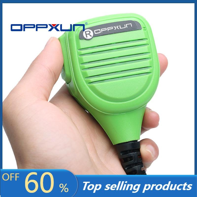 gp300 Лидер продаж 2021, новый зеленый микрофон Motorola, микрофон для Motorola CP160 EP450 GP300 GP88S CP100 CP125 CP140, рация