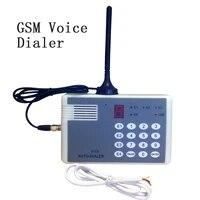 Carte SIM de numerotation vocale GSM 911S  850 900 1800 1900MHz  Terminal dappel durgence  utilisation du systeme dalarme  detecteur de fumee PIR pour maison intelligente