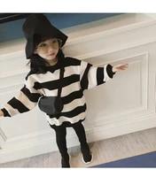 2020 baby girls hoodies clothes spring autumn children hoodie for girls sweatshirt stripes kids long sleeve tops t shirts