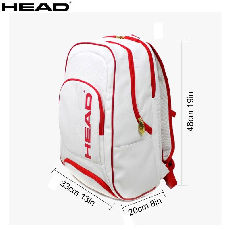 Модный теннисный рюкзак в стиле ретро, вместительная обувь, склад, теннисная ракетка, сквош, сумка на плечо, теннисная спортивная сумка
