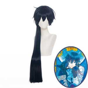 The Case Study of Vanitas Wig Cosplay Props High Quality