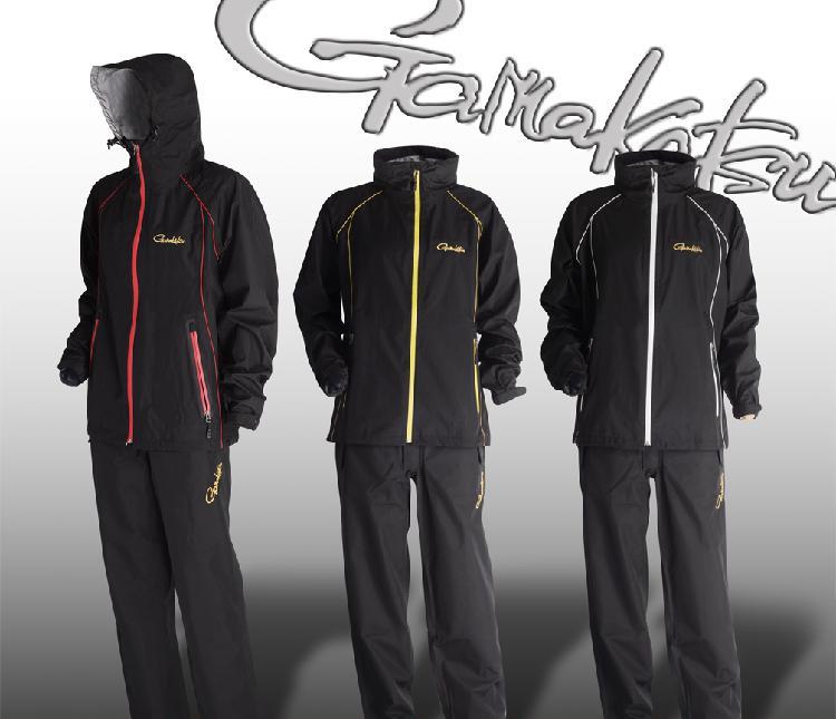 New Men Gamakatsu Fishing Clothes Windproof Waterproof Clothing Fishing Jacket And Pants Outdoor Sports Fishing Suit Ultra-thin