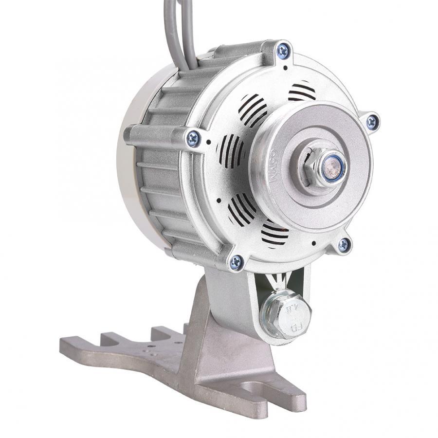 Motor de máquina de coser de 750W servomotor silencioso sin escobillas para máquina de coser 750W 7N.m