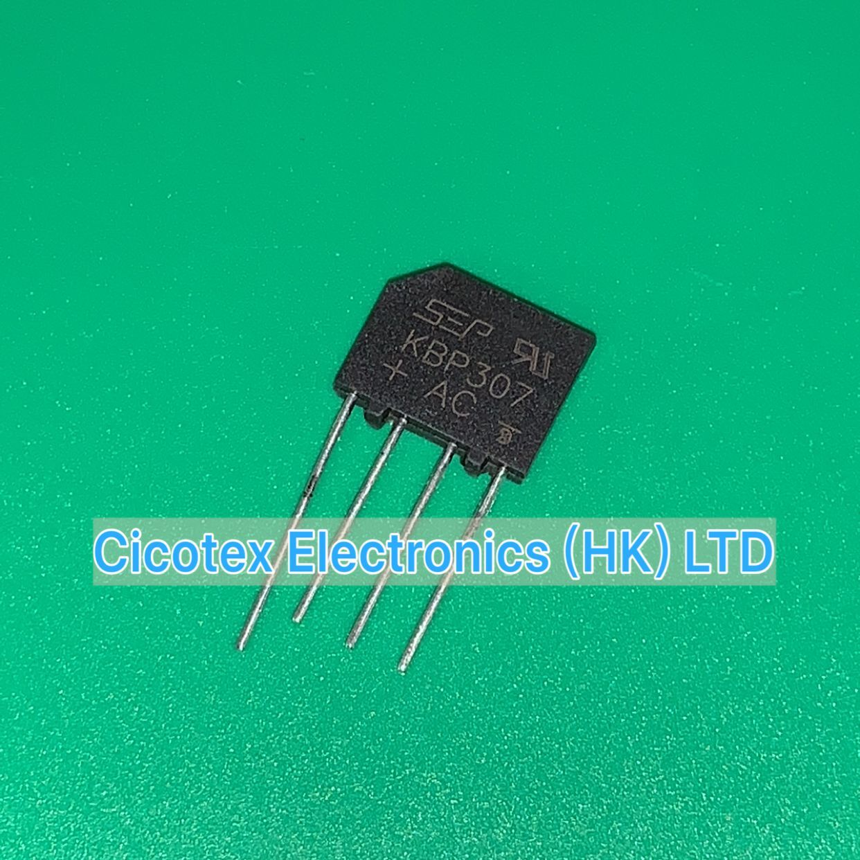 10 unids/lote KBP307 KBP4 KBP 307 DIP4 rango de tensión de 50 a 1000 voltios, 3,0 amperios KBP307G