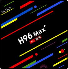 Android 8.1 TV Box 4GB RAM + 32GB ROM Smart Tv Box avec 2.4G + 5G WiFi / Bluetooth 4.0 / USB 3.0