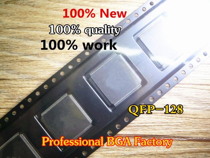 Nova NPCE985PB1DX NPCE985LB1DX NPCE586HAOMX NPCD315HAODX NPCE985PBIDX NPCE985LBIDX QFP-128 NPCE586HA0MX boa qualidade