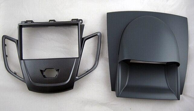 Car Fascias Stereo Radio Panel Audio Frame Dash Kit For Ford Fiesta 2008 2009 2010 2011 2012 2013 2014 2015 2016 2017