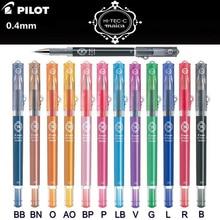 PILOT MAICA Stift 0,4mm HI-TEC-C Schönheit Gel Stift LHM-15C4 Japan 6 Stück 2018
