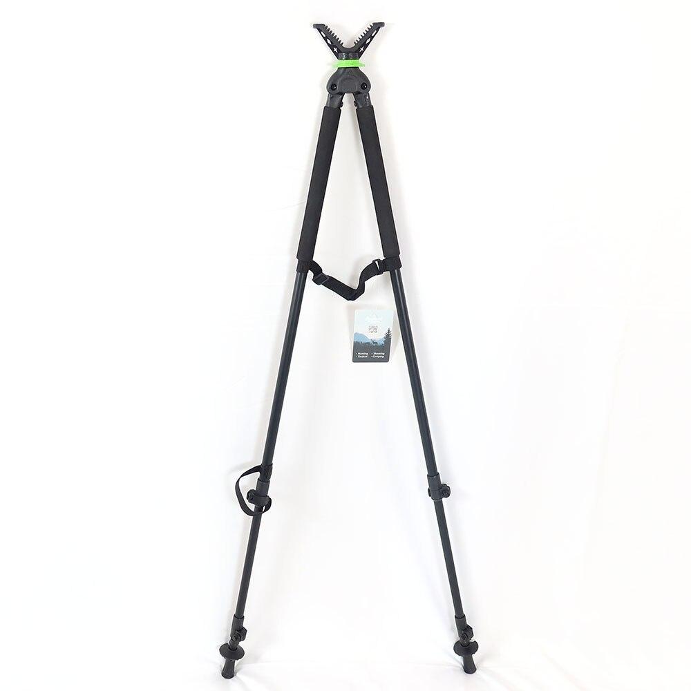 يوك صيد دوار على شكل حرف V ، عمود إطلاق نار تلسكوبي من سبائك الألومنيوم ، كاميرا صيد