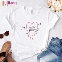 korean styles t shirt top casual kawaii tee women shirts clothes ulzzang korean 90s 2019 harajuku female graphic femme summer