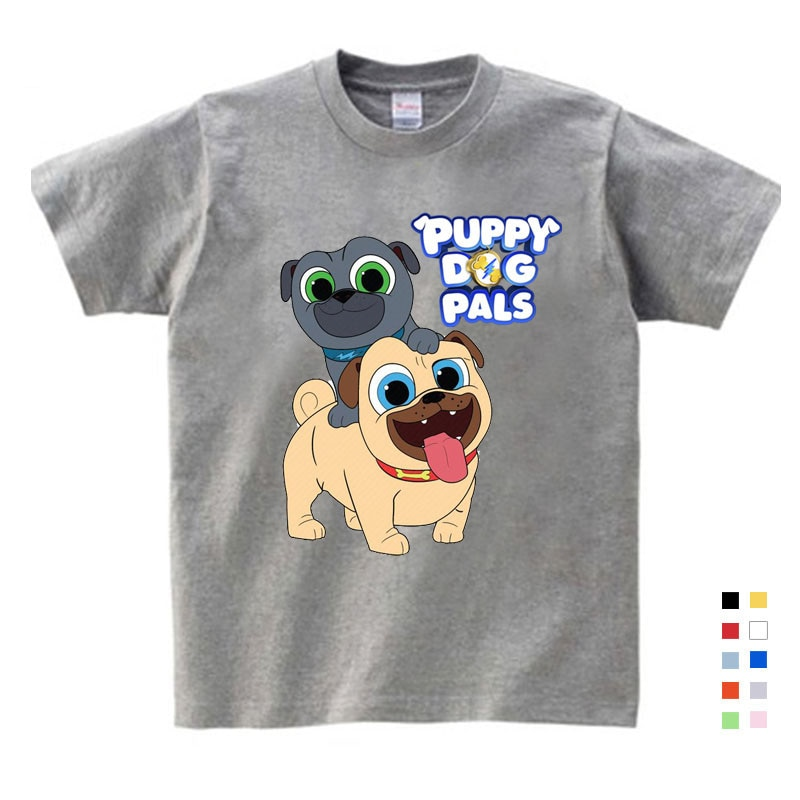Летняя футболка с мультяшным принтом для мальчиков и девочек, детская белая забавная футболка, Детская футболка, одежда, хлопковый топ, летн...