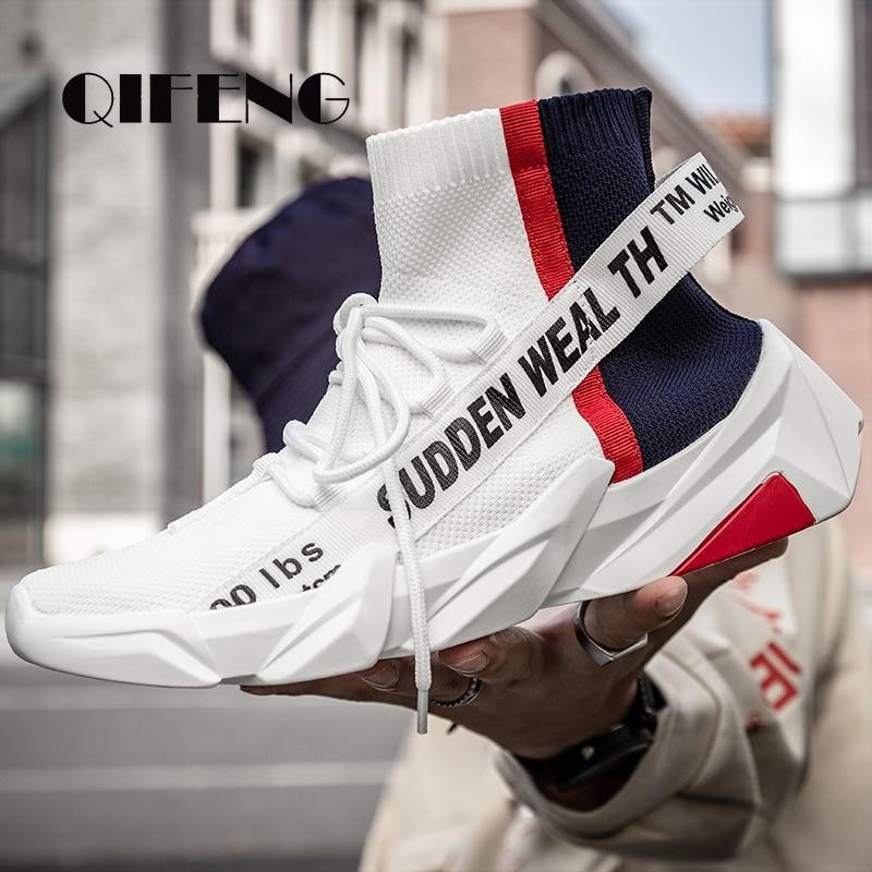أحذية رياضية صيفية للرجال ، أحذية رياضية شبكية للرجال ، أحذية رياضية بيضاء للمراهقين ، أحذية قماشية عصرية ، مقاس 11 ، 2021