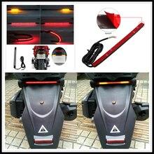 Motorcycle LED Tail lamp Light Brake Turn Signal Strip for YAMAHA XP500 XP530 FZ600 SRX600 XJ600 FZ400 R FZX700 FAZER