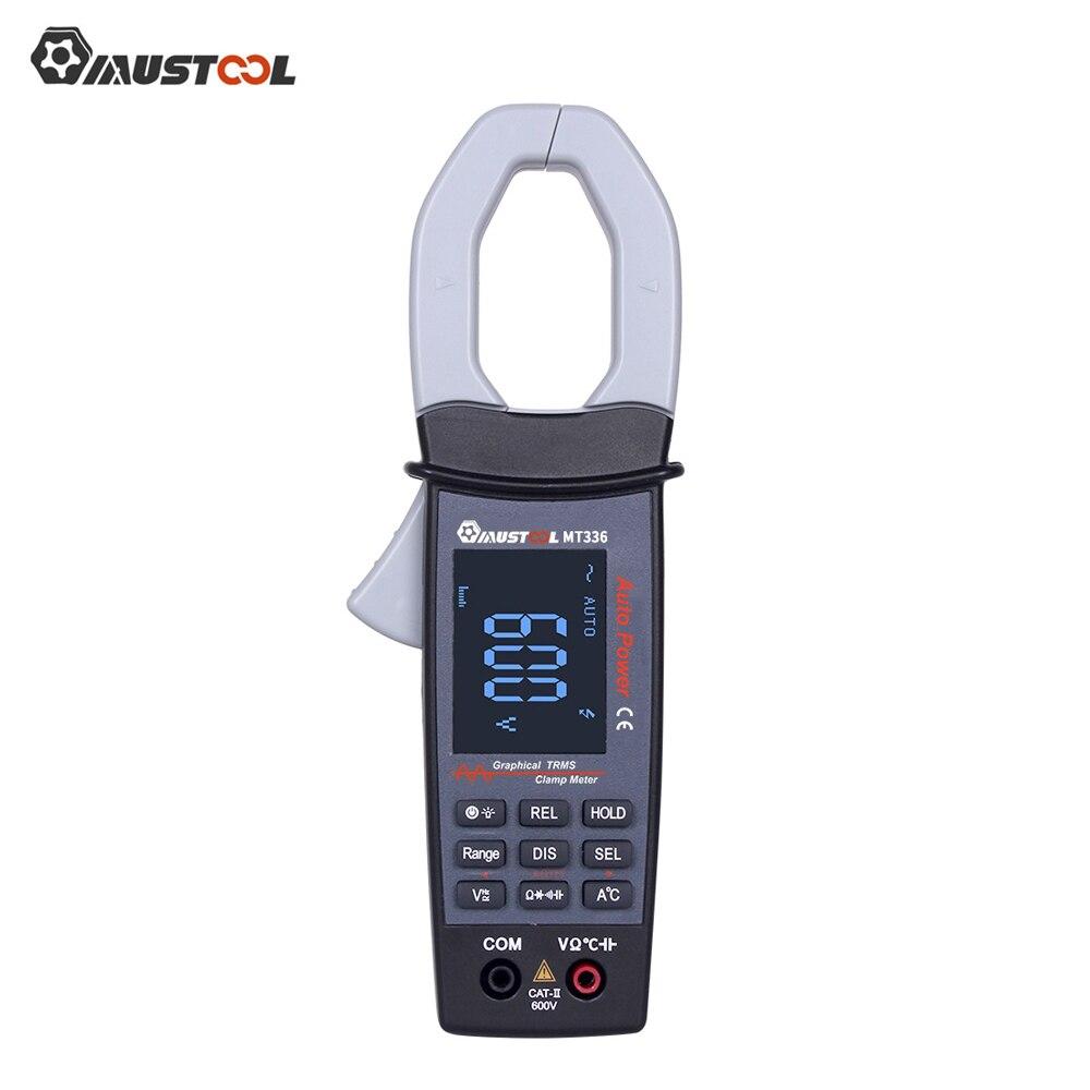 موستول MT336 600 فولت صحيح RMS الرقمية المشبك متر مع التيار المتناوب فولت/أ الموجي عرض 2 في 1 عدم الاتصال المتعدد راسم الذبذبات