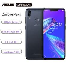 Global ASUS Original Zenfone Max M2 3GB RAM 32GB ROM 4000mAh charge rapide Snapdragon 632 Android Oreo