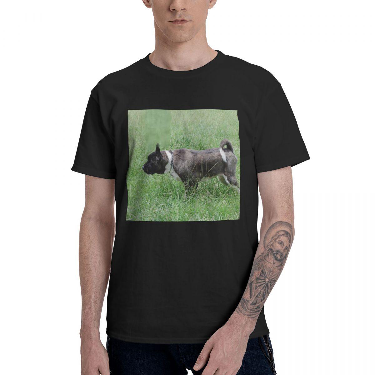 Camiseta gráfica de puntería para hombre, camisetas cortas básicas de manga corta,...